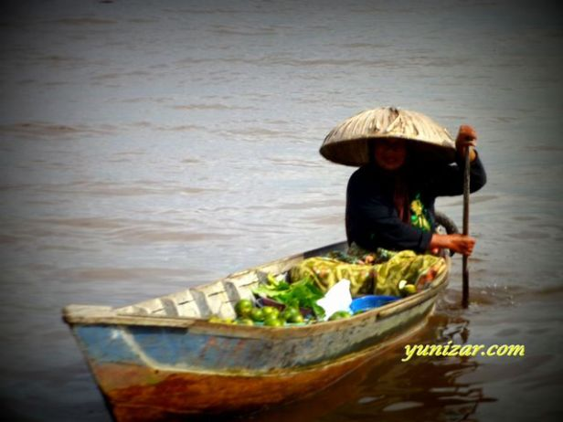 Little Boat 'Jukung'