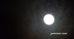 Indahnya Bulan