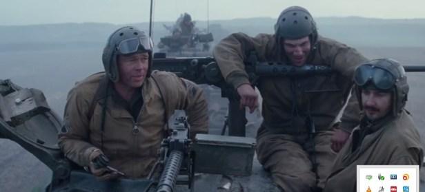 Salah satu adegan Fury (2014)